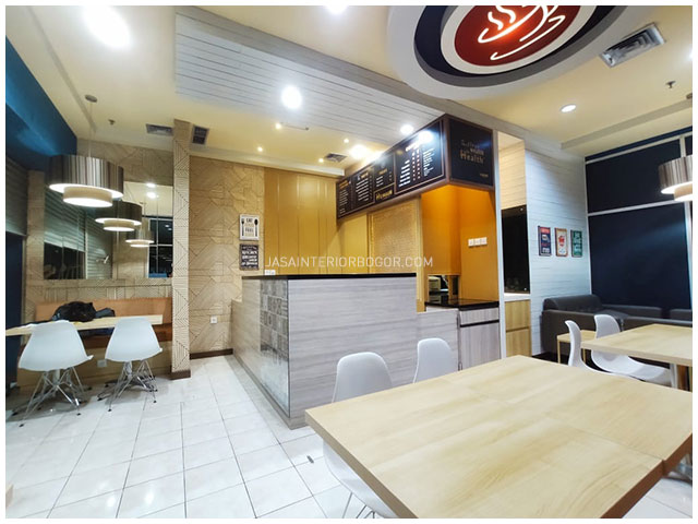02 linggih resto rsup persahabatan - jasa interior bogor - kontraktor interior cafe restoran