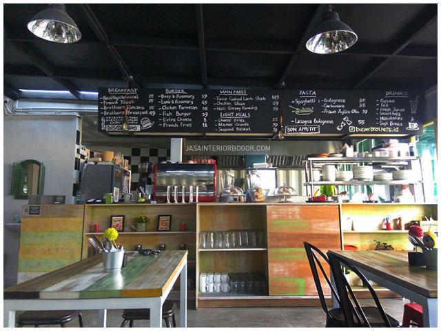 03 Burger Brothers Kemang Pratama - jasa interior bogor - kontraktor interior cafe restoran