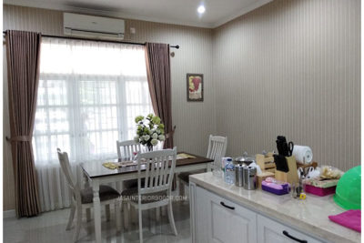 03 interior jatiwarna residence - interior dining pantry - jasa interior bogor - jasa kontraktor interior rumah tinggal