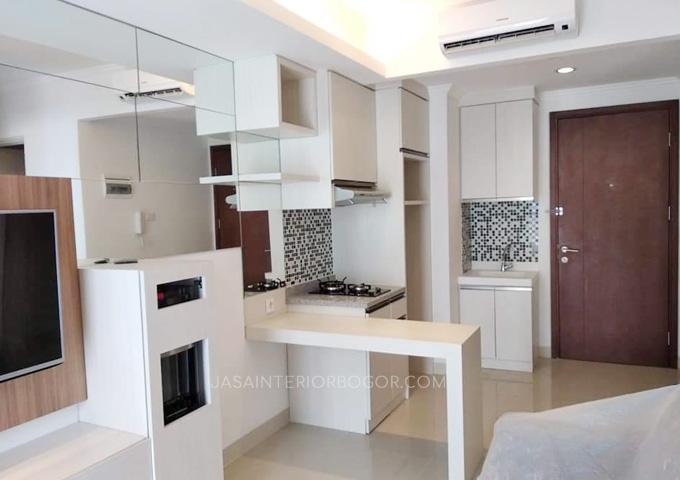 06 apartemen signature park grande - jasa interior bogor - jasa interior jakarta - kontraktor interior apartemen bogor