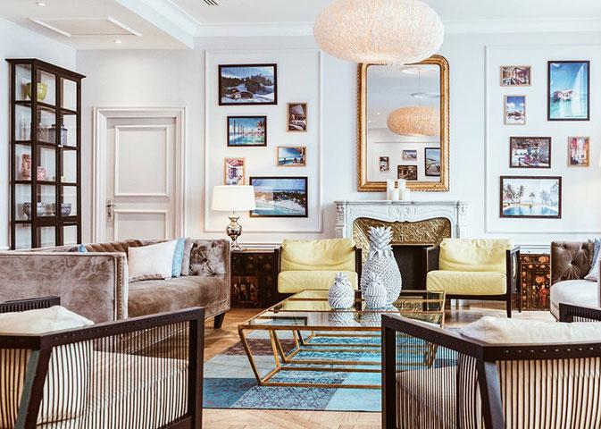 5 tips membuat ruang tamu modern - jasa interior bogor