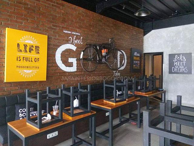 food and beverage project - jasa interior bogor - kontraktor interior cafe bogor jakarta 01
