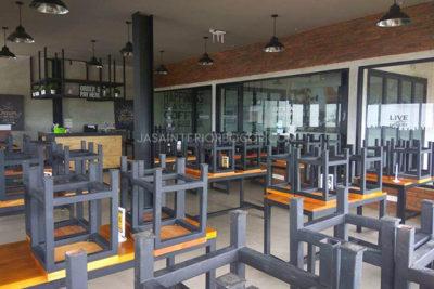 food and beverage project - jasa interior bogor - kontraktor interior cafe bogor jakarta 06