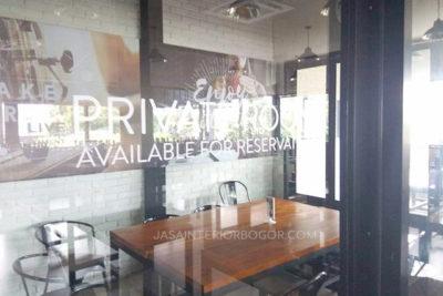food and beverage project - jasa interior bogor - kontraktor interior cafe bogor jakarta 09