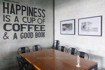 food and beverage project - jasa interior bogor - kontraktor interior cafe bogor jakarta 10