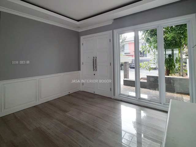 jasa interior bogor mahogany residence cibubur 03