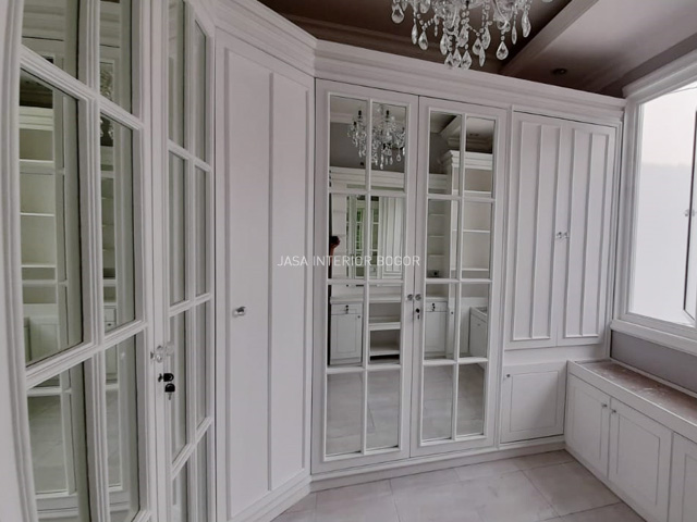 jasa interior bogor mahogany residence cibubur 07
