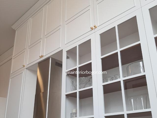 kitchen set duco grand cimandala residence 01 - jasa interior bogor - jasa kontraktor interior bogor