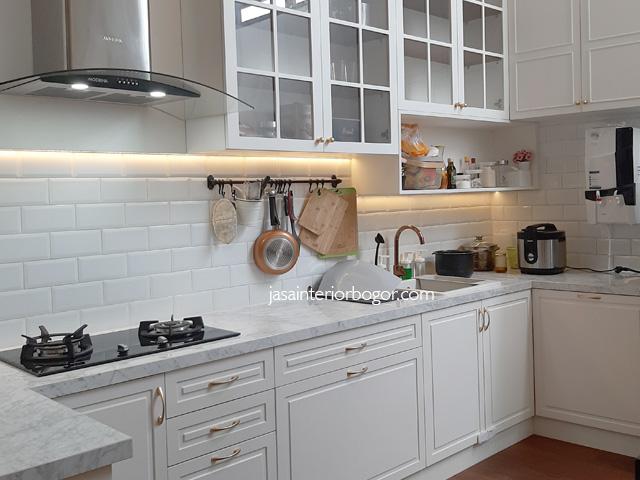 kitchen set duco grand cimandala residence 02 - jasa interior bogor - jasa kontraktor interior bogor