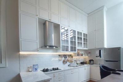kitchen set duco grand cimandala residence 04 - jasa interior bogor - jasa kontraktor interior bogor