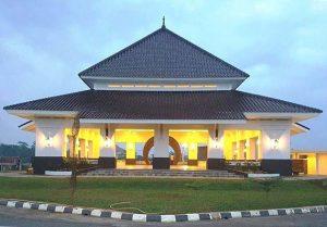 masjid jami perumahan grand cimandala residence - jasa interior bogor