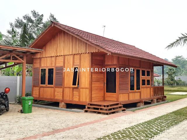 rumah kayu bogor 01 - jasa interior bogor - kontraktor interior bogor - hubungi kami