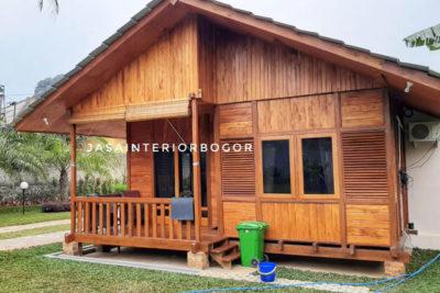 rumah kayu bogor 03 - jasa interior bogor